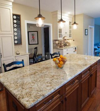 It Could Be The Convenient Location Often Center Of Kitchen Perfect Spot To Sit Down With A Cup Coffee In Morning