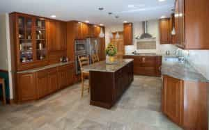 Beco's kitchen design helped this Plainsboro NJ home sell in two days
