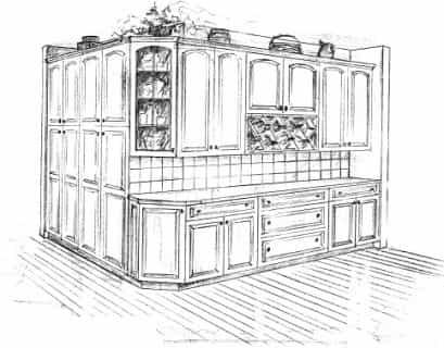 kitchen design hamilton nj