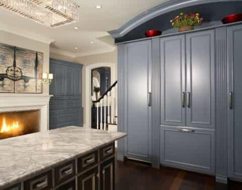 Kitchen cabinets upper makefield Pa