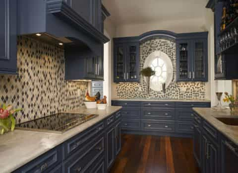 An expansive butler's pantry remodel completed in Princeton NJ